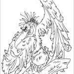 Desenhos para Colorir do Horton e o Mundo dos Quem