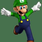 Super Mario – Luigi PNG 05