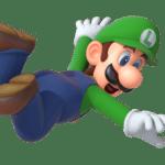Super Mario – Luigi PNG 06