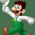 Super Mario – Luigi PNG 10