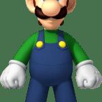 Super Mario – Luigi PNG 11