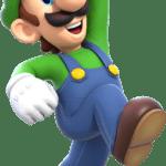 Super Mario – Luigi PNG 12