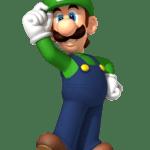 Super Mario – Luigi PNG 13