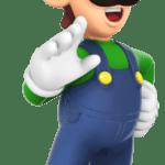 Super Mario – Luigi PNG 15