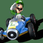 Super Mario – Luigi PNG 16