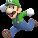 Super Mario – Luigi PNG 19