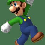 Super Mario – Luigi PNG 20