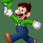 Super Mario – Luigi PNG 22