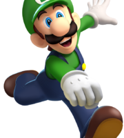 Super Mario - Luigi PNG