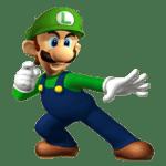 Super Mario – Luigi PNG 24