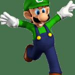 Super Mario – Luigi PNG 25