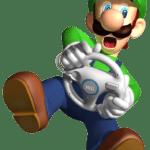 Super Mario – Luigi PNG 26