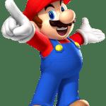 Super Mario – Mario PNG 01