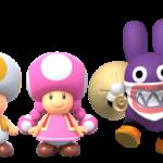 Super Mario – Personagens Super Mario PNG 05