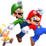 Super Mario – Personagens Super Mario PNG 06
