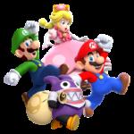 Super Mario – Personagens Super Mario PNG 07