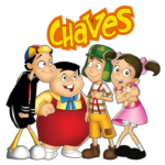 Turma do Chaves – PNG 01