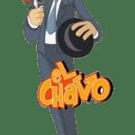 Turma do Chaves – Professor Girafales PNG 01