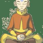 Avatar A Lenda Aang PNG 09