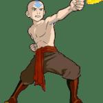 Avatar A Lenda Aang PNG 10