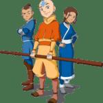 Avatar A Lenda Aang PNG 12