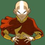 Avatar A Lenda Aang PNG 14