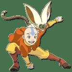 Avatar A Lenda Aang PNG 15