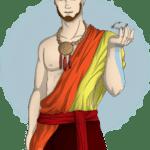 Avatar A Lenda Aang PNG 16