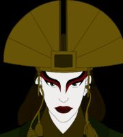 Avatar A Lenda Aang - Princesa Azula