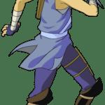 Avatar A Lenda Aang – Sokka PNG 04
