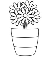 Arquivos De Vasos De Flores Para Pintar