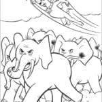 Desenhos para Colorir e Imprimir Krypto O Super Cão