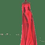 Ilustração de Mulheres Meninas Garotas Fashion PNG 09