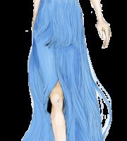 Ilustração de Mulheres Meninas Garotas Fashion PNG