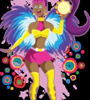Imagens de Carnaval PNG