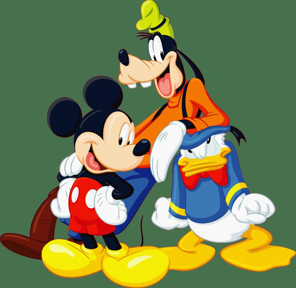 Imagens Mickey Mouse Png Mickey E Pateta Png Transparente Gratis