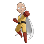 One Punch PNG 06