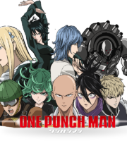 Personagens - One Punch PNG