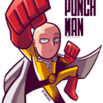 One Punch PNG 21