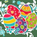 Páscoa – Ovos de Páscoa PNG 04