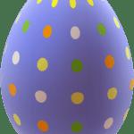 Páscoa – Ovos de Páscoa PNG 06