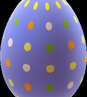 Páscoa - Ovos de Páscoa PNG