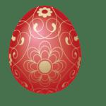 Páscoa – Ovos de Páscoa PNG 12