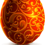 Páscoa – Ovos de Páscoa PNG 13