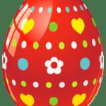 Páscoa – Ovos de Páscoa PNG 16