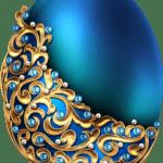 Páscoa – Ovos de Páscoa PNG 31