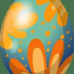 Páscoa – Ovos de Páscoa PNG 37