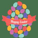 Páscoa – Ovos de Páscoa PNG 41