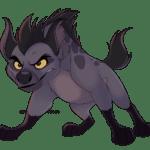 Rei Leão – Banzai PNG 01