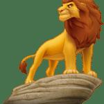 Rei Leão – Mufasa PNG 01